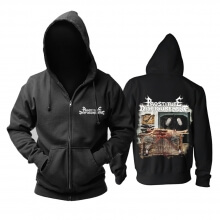 Awesome Finland Children Of Bodom Hoodie Hard Rock Metal Rock Sweat Shirt