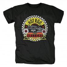 Awesome Hot Rod Hellcat Speed Parts Tee Shirts Hard Rock T-Shirt