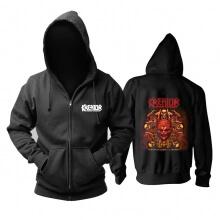 Awesome Kreator Hooded Sweatshirts Germany Hard Rock Metal Rock Hoodie