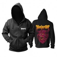 Awesome Kvelertak Hoodie Norway Hard Rock Metal Punk Rock Band Sweatshirts