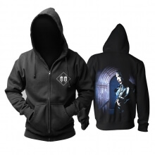 Awesome Marilyn Manson Hooded Sweatshirts Us Metal Rock Band Hoodie