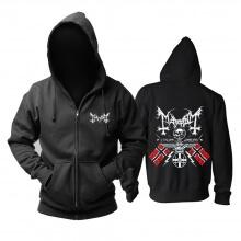 Awesome Norway Mayhem Hoodie Metal Rock Sweat Shirt