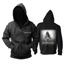 Awesome Poland Decapitated Hoodie Metal Music Band Sweat Shirt