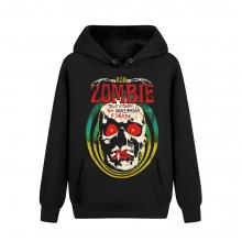 Awesome Rob Zombie Hooded Sweatshirts Metal Rock Hoodie