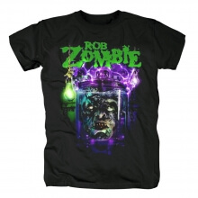 Awesome Rob Zombie White Zombie Tee Shirts Band T-Shirt