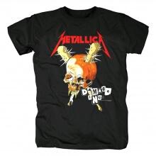 Awesome Us Metallica Band T-Shirt Metal Rock Shirts