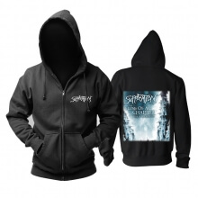 Awesome Us Suffocation Hoodie Metal Punk Rock Band Sweat Shirt