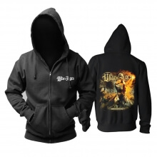Awesome War Of Ages Pride Of The Wicked Hoody Us Metal Punk Rock Band Hoodie