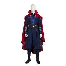 Doctor Strange Cosplay Costume Marvel Superhero Dr Stephen Strange Costume