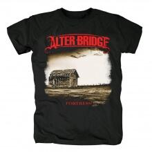 Best Alter Bridge Band Fortress Tee Shirts Metal Rock T-Shirt