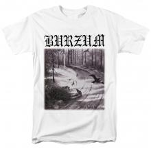 Best Burzum Tee Shirts Norway Hard Rock Metal Punk T-Shirt