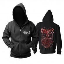 Best Carnifex Hooded Sweatshirts Metal Music Band Hoodie