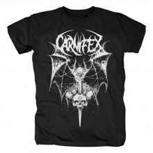 Best Carnifex T-Shirt Metal Graphic Tees