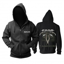 Best Fear Factory Hoodie Metal Rock Sweat Shirt