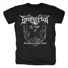 Best Immortal Northern Chaos Gods Tee Shirts Norway Metal T-Shirt