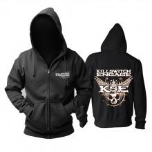 Best Killswitch Engage Hooded Sweatshirts Hard Rock Metal Music Hoodie