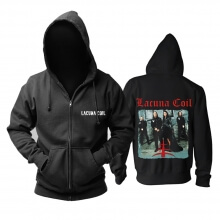 Best Lacuna Coil Our Truth Hoodie Italy Metal Music Sweatshirts