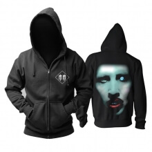 Best Marilyn Manson Hoody United States Metal Rock Band Hoodie