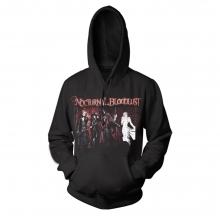 Best Nocturnal Bloodlust Hoodie Japan Metal Rock Sweatshirts