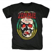 Best Rob Zombie T-Shirt Metal Rock Shirts