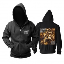 Best Uk Napalm Death Hoodie Metal Music Sweat Shirt