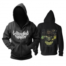 Best Unfathomable Ruination Hooded Sweatshirts Uk Hard Rock Band Hoodie
