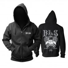 Black Label Society Hooded Sweatshirts Metal Punk Rock Hoodie