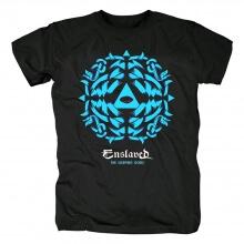 Black Metal Graphic Tees Best Enslaved The Sleeping Gods T-Shirt