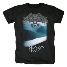 Black Metal Graphic Tees Enslaved Frost T-Shirt