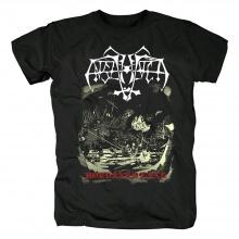 Black Metal Tees Enslaved Hordanes Land T-Shirt