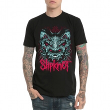 Black Slipknot Band Heavy Metal Tshirt