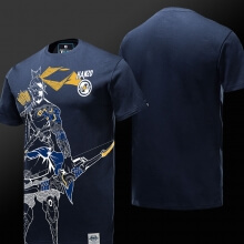Blizzard Overwatch Game Hanzo hero Tee shirt
