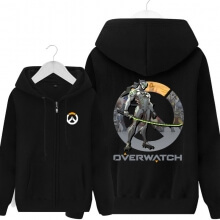 Blizzard Overwatch Genji Zipper Hoodie