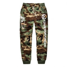 Blizzard Overwatch Mccree Sweatpants Army Green Pants for Men