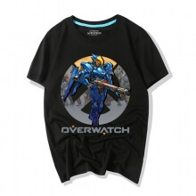 Blizzard Overwatch Pharah Tshirts