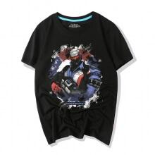 Blizzard Overwatch Soldier 76 Tshirt