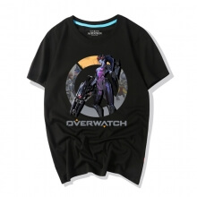 Blizzard Overwatch Widowmaker T Shirts