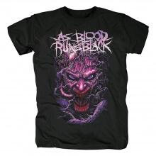 As Blood Runs Black T-Shirt Hard Rock Metal Shirts
