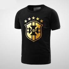 Brazil National Football Team Logo T shirt