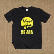 Breaking Bad Walter White Black Mens Tshirt