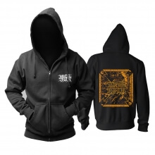 Brutal Truth Hooded Sweatshirts Metal Music Hoodie