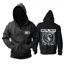 Brutal Truth Hoodie Metal Music Sweat Shirt