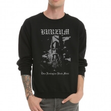Burzum Black Metal Hoodie for Men