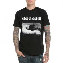 Burzum Heavy Rock T-shirt for Men