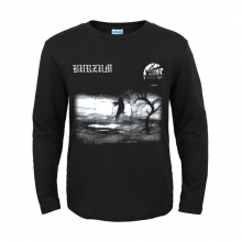 Burzum T-Shirt Norway Hard Rock Metal Punk Tshirts