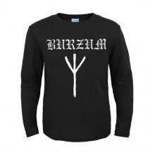 Burzum Tees Norway Hard Rock Metal Punk T-Shirt