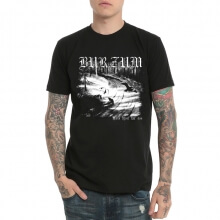 Burzum Varg Black Metal Tshirt for Youth
