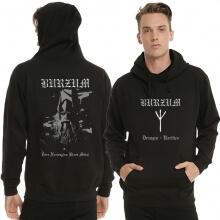 Burzum varg vikernes Heavy Metal Hoodie