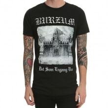 Burzum Varg Vikernes Rock T-shirt