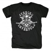 California Avenged Sevenfold T-Shirt Hard Rock Punk Rock Graphic Tees